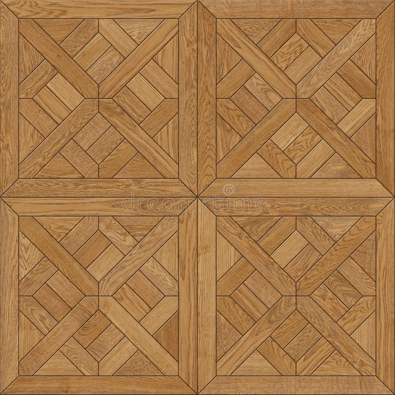 Parquet flooring design seamless texture stock photography