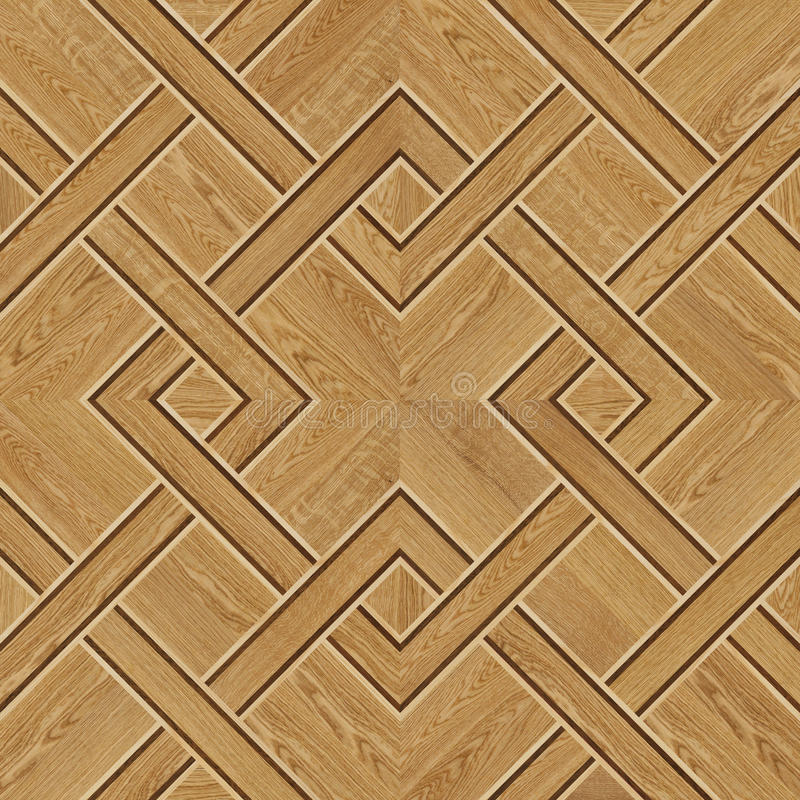 Parquet flooring design seamless texture stock photo