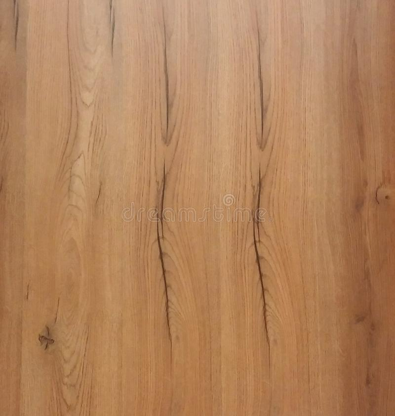 Parquet stratifié - section en bois photographie stock