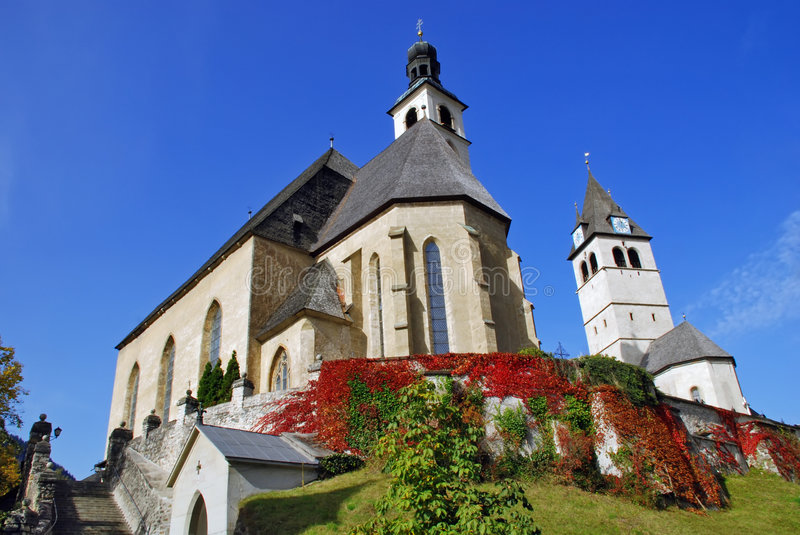 Download Parrish And Our Lady Church Stock Image - Image: 6884121