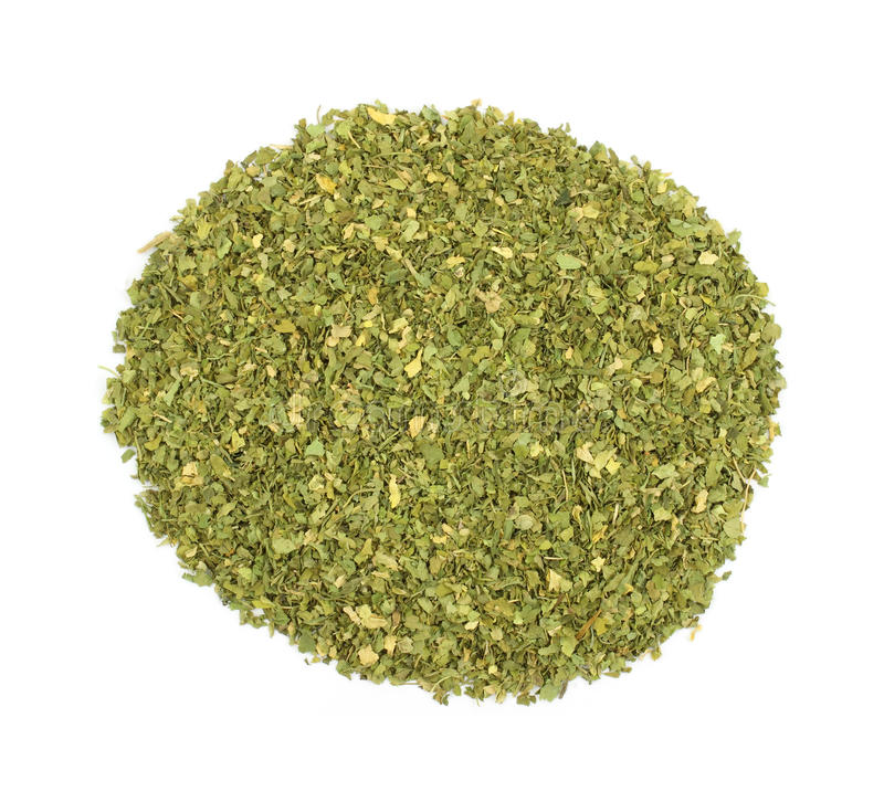 Download Parsley flakes seasoning stock image. Image of parsley - 11727085
