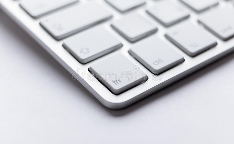 Download Part Angle Of Light Keyboard Of Laptop Stock Photography - Image: 27365612