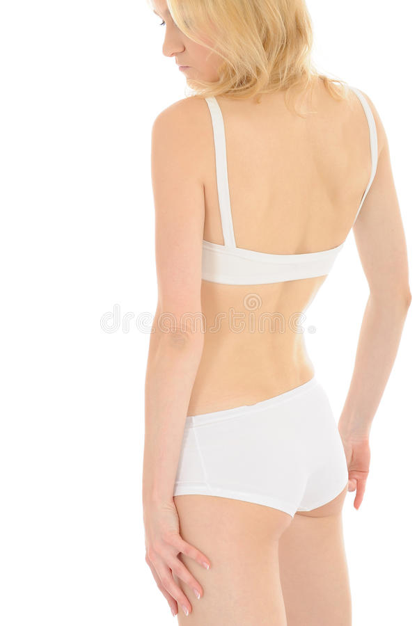 Download Part Of Beautiful Fit Slim Woman Body Stock Image - Image: 18594507