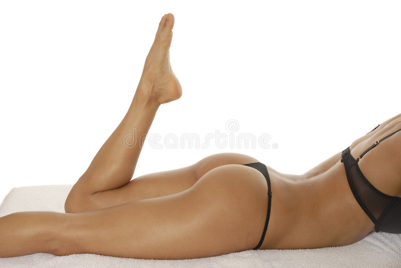 Download Part of a body stock photo. Image of back, isolated, skin - 6111502