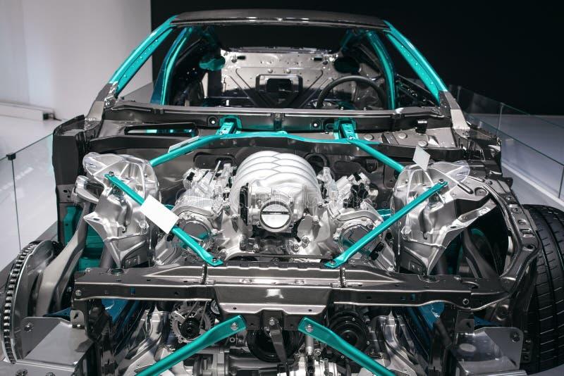 Car`s body stock photos