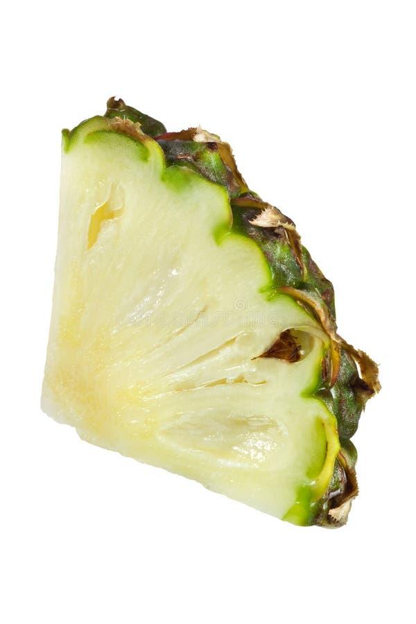 Part d'ananas photographie stock libre de droits