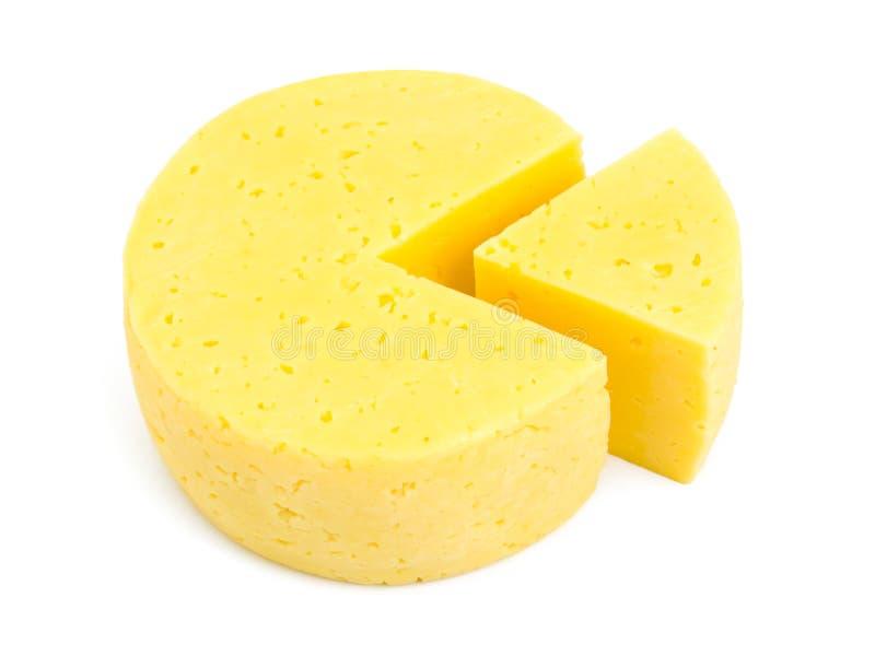 Part de fromage photo libre de droits