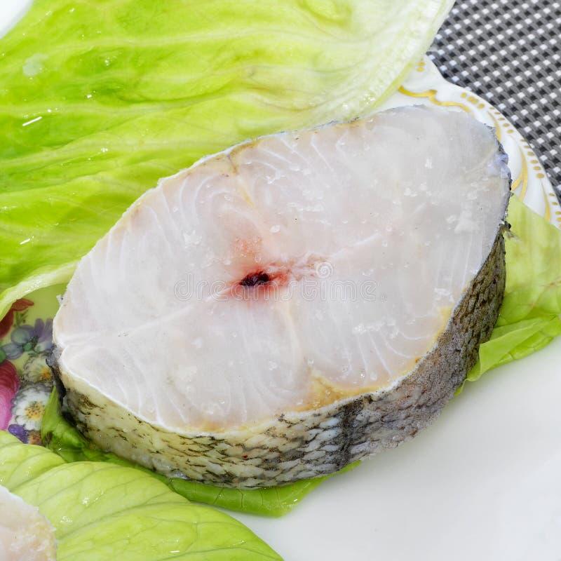 Part de merluches image stock