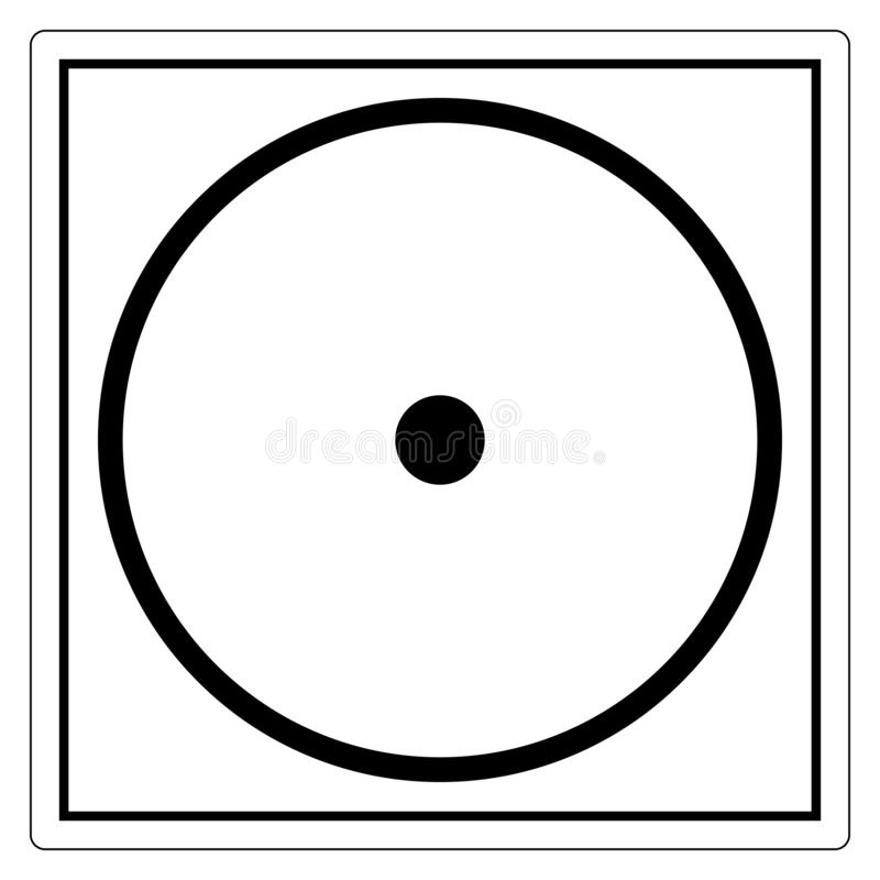 On For Part Of Equipment Symbol Sign Isolate On White Background,Vector Illustration EPS.10. Absorber, alloy, auto, automatic, automation, automobile stock illustration