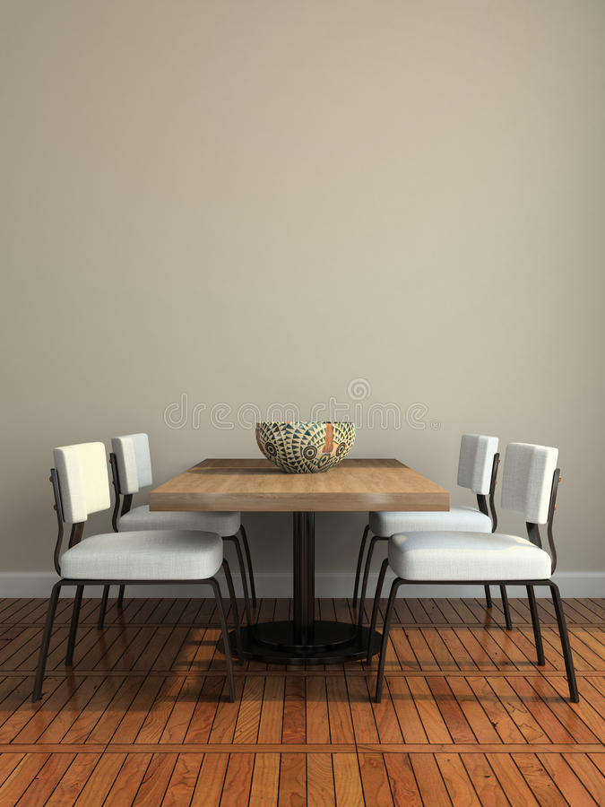 Download Part Of The Modern Dining-room Stock Photos - Image: 30130483