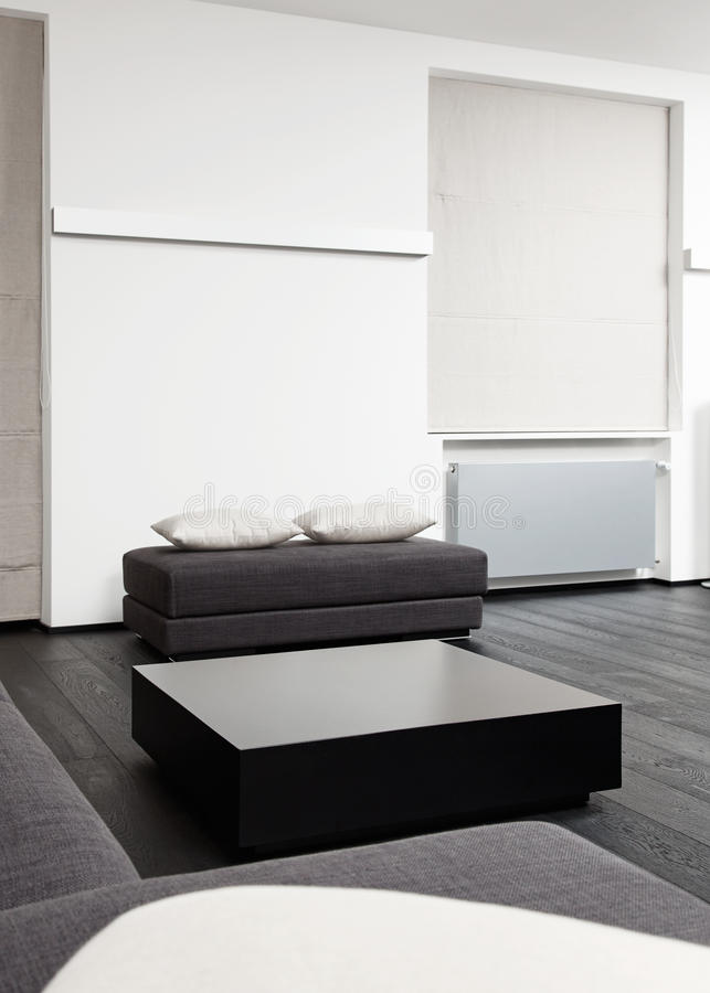 Download Part Of Modern Sitting Room Interior Stock Photo - Image: 27148326