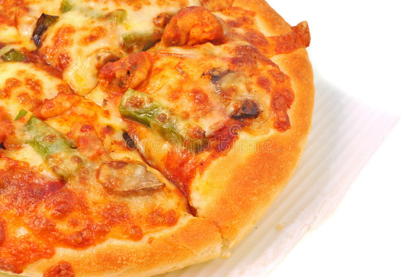 Part Of Pizza Stock Photos