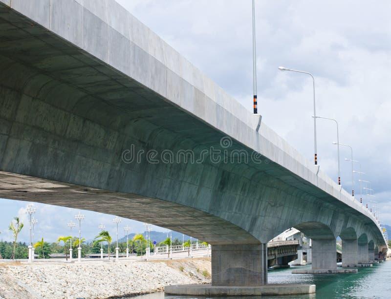 Part of the Sarasin Bridge.