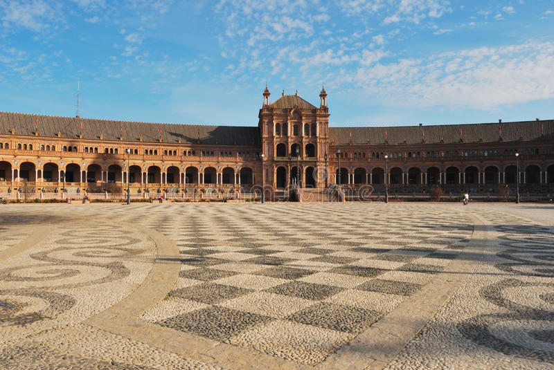 Download Part Of Spain Square Stock Photo - Image: 22076940