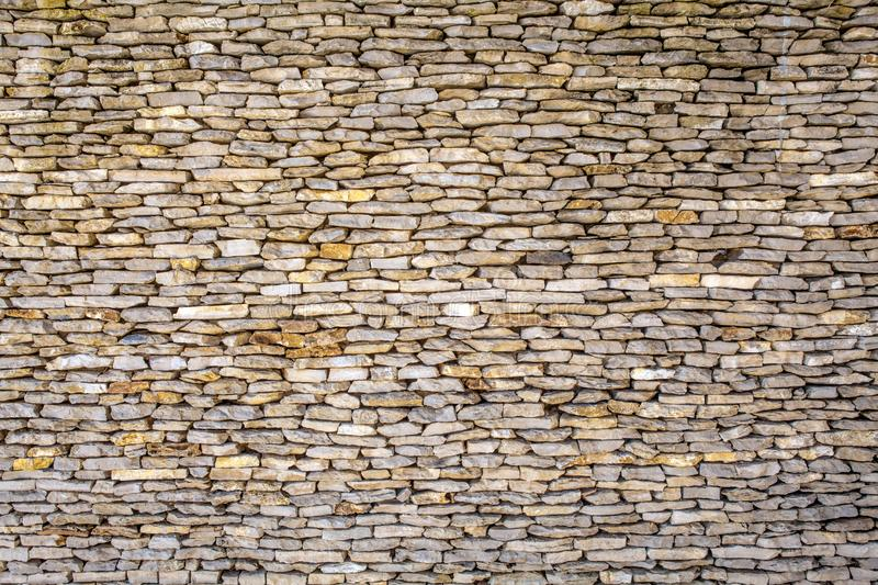 Part of a stone wall, for background or texture . Part of a stone wall, for background or texture royalty free stock photo