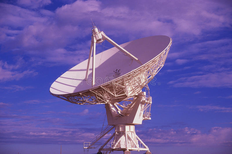 Download Part Of Very Large Array, Socorro, NM Stock Photo - Image of international, development: 23151596