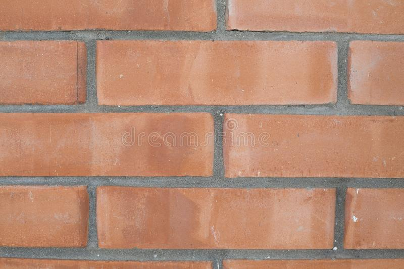 Part of a wall from stock photos