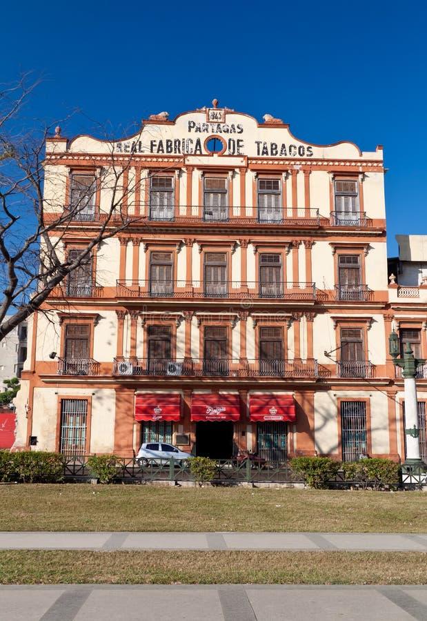 Download Partagas Cigars Factory In Havana, Cuba Editorial Stock Image - Image: 19256014