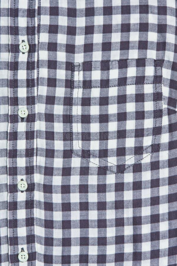 Parte anteriore della blusa fotografie stock