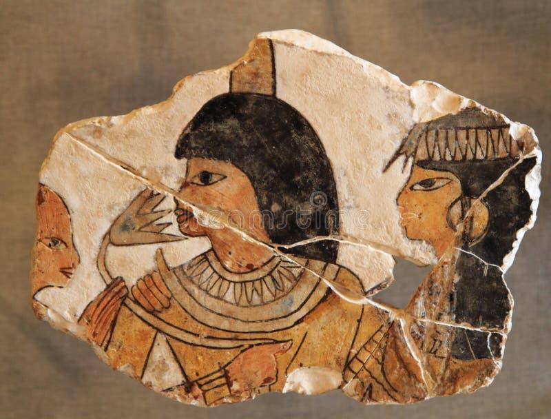 Parte da história de Egito fotos de stock royalty free