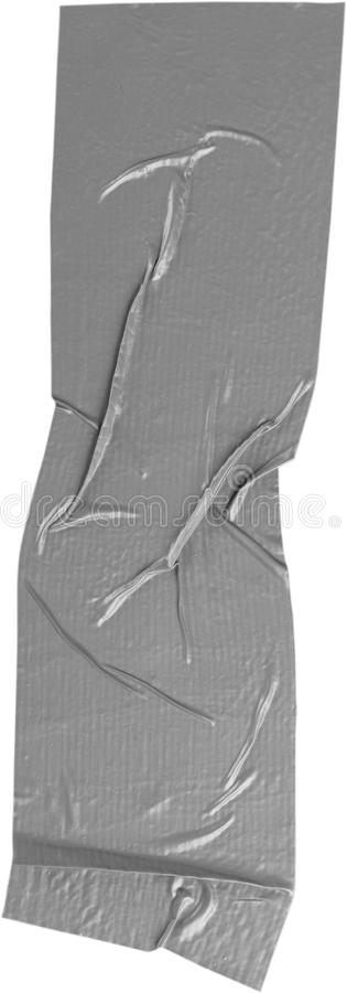 Parte de fita adesiva - isolada fotos de stock