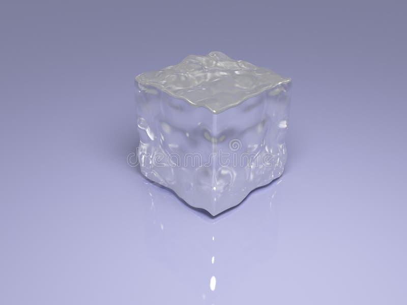 Parte de gelo imagem de stock royalty free