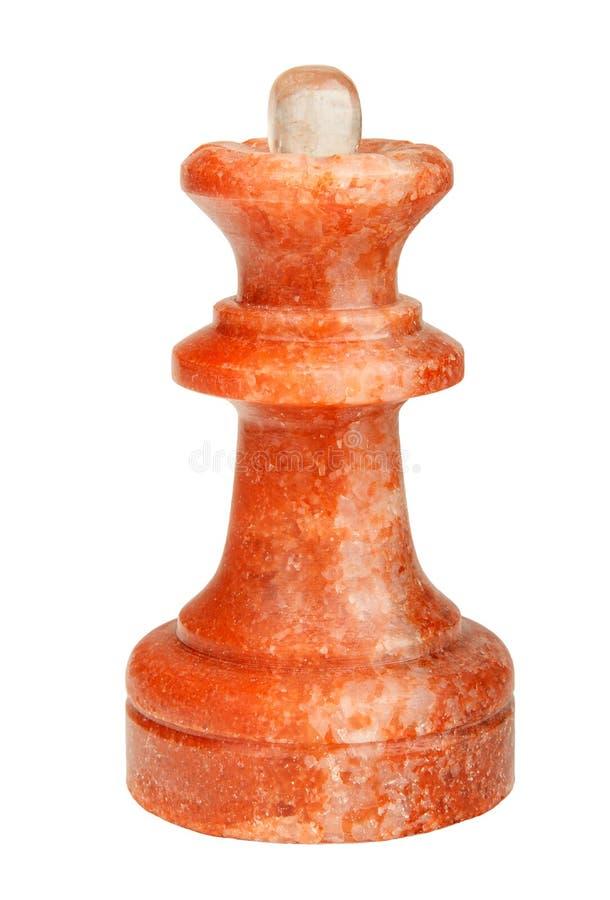 Parte de xadrez da potassa fotografia de stock royalty free