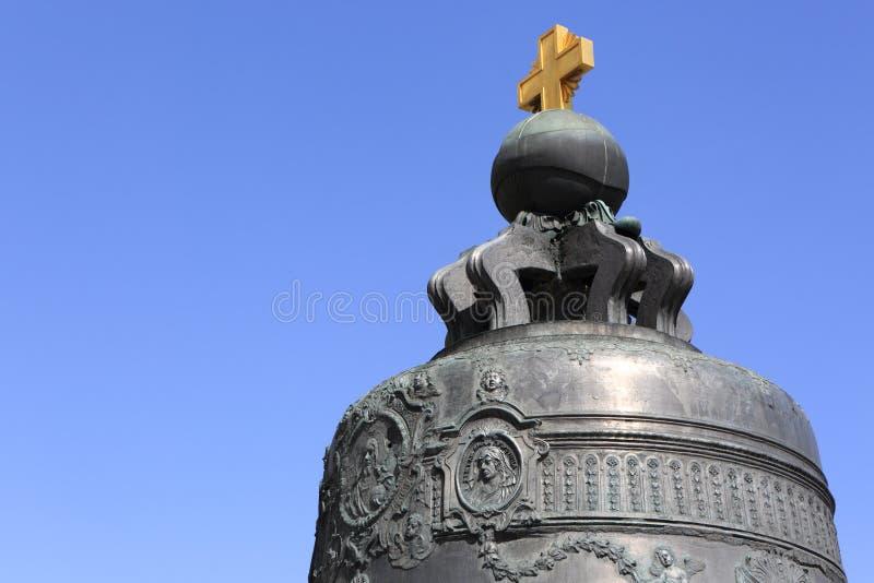 Parte della campana di chiesa fotografia stock libera da diritti