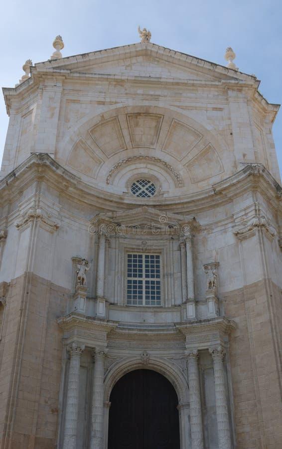 Parte della cattedrale di Cadice