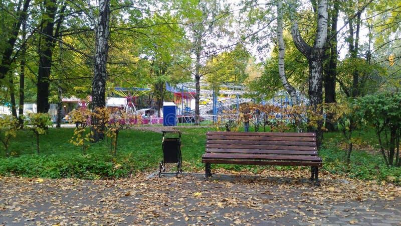 Parte di autunno fotografie stock libere da diritti
