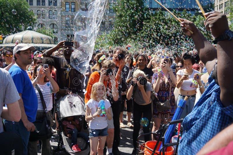 Download Parte 3 50 Di Battaglia NYC 2015 Della Bolla Fotografia Stock Editoriale - Immagine di basato, migliaia: 55353908