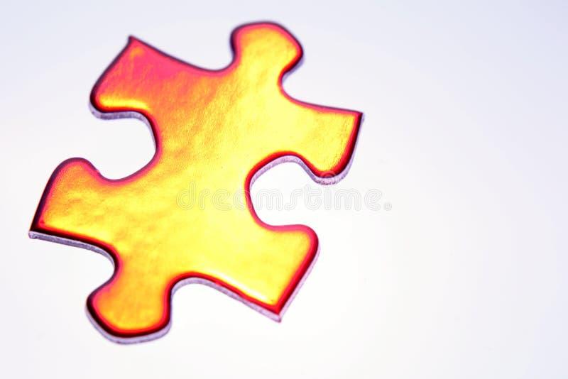 Parte di puzzle immagine stock libera da diritti