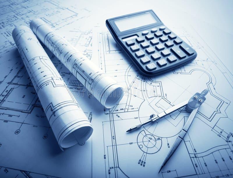 Download Parte Do Projeto Arquitectónico Imagem de Stock - Imagem de carta, arquitetura: 29837073