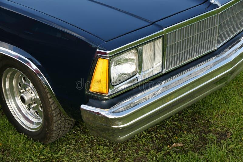 Parte frontale della Chevrolet fotografia stock