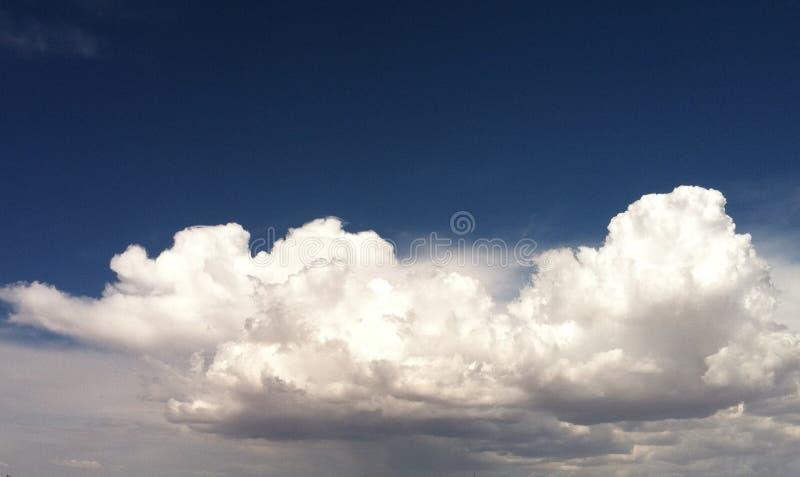 Parte II di Cloudscape fotografia stock libera da diritti