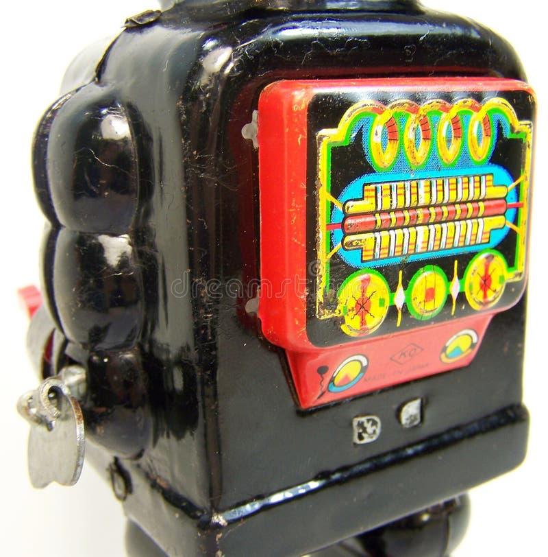 Parte posteriore meccanica del robot fotografie stock libere da diritti