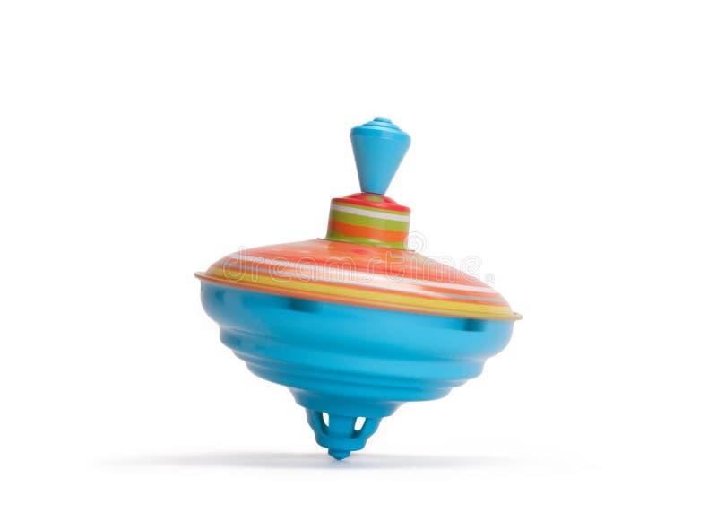 Parte Superior Do Brinquedo Fotografia de Stock Royalty Free