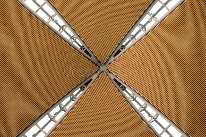 Parte superiore/baldacchino del tetto fotografia stock libera da diritti