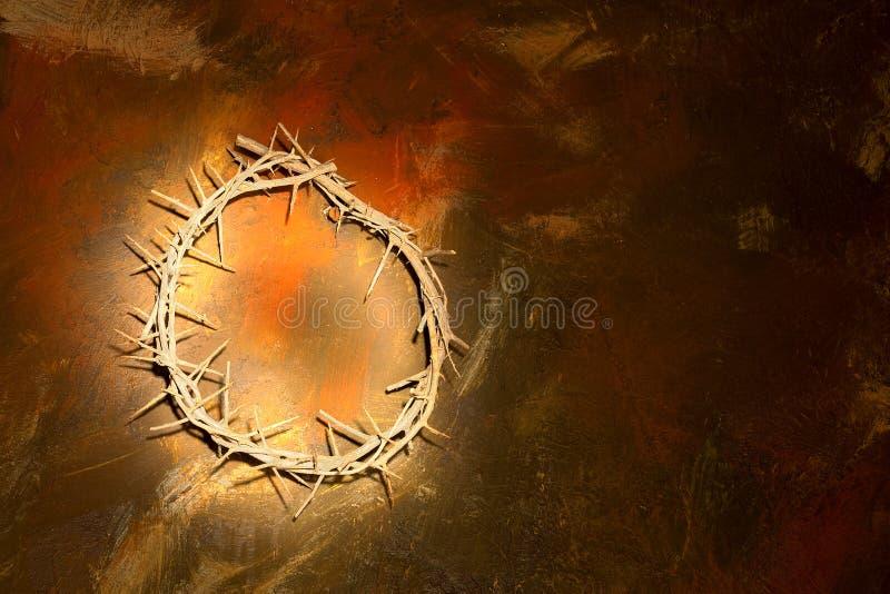 Parte superiore del Jesus immagini stock