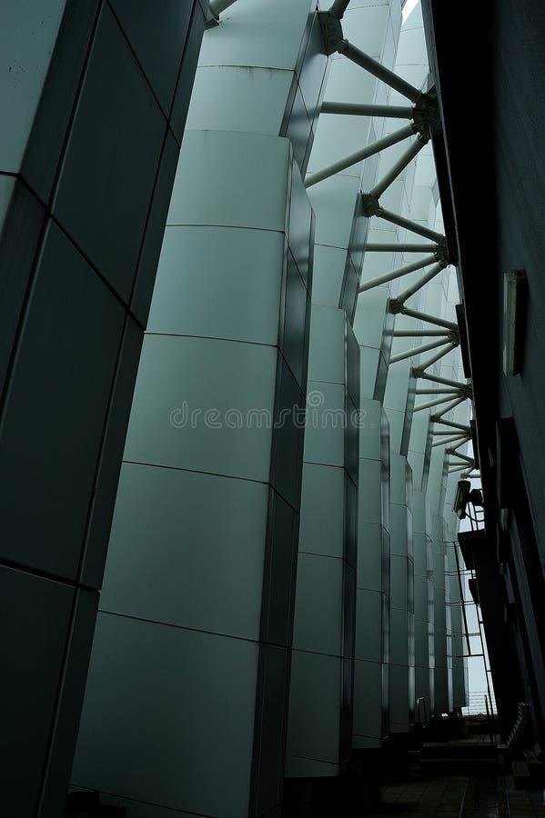 Parte superiore del tetto di IFC II immagini stock
