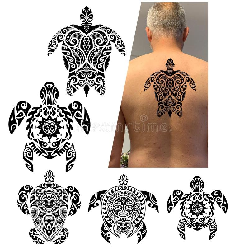 Parte traseira do corpo masculino sem roupa fotografia de stock