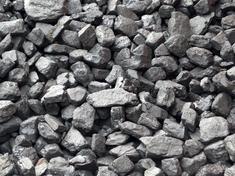 Partes de fundo de carvão foto de stock royalty free