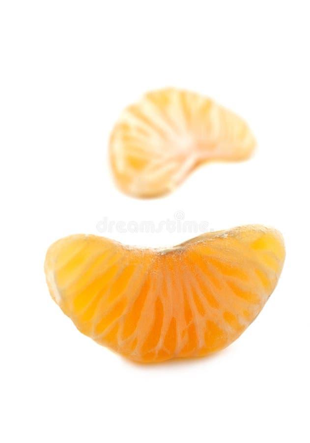 Partes de la mandarina