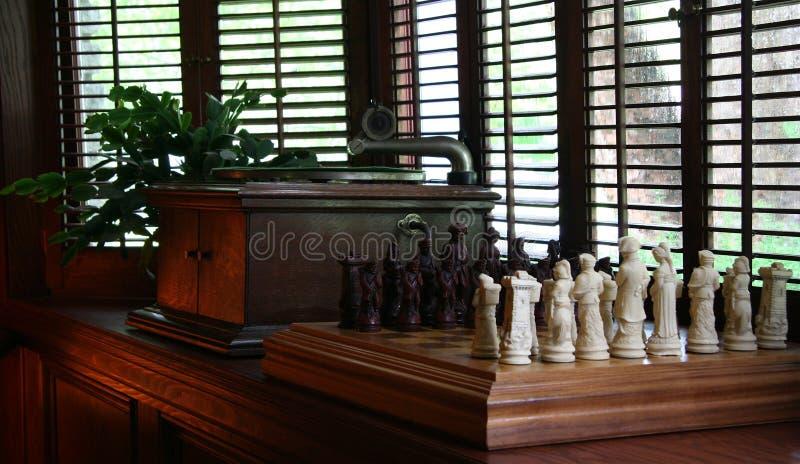 Partes de xadrez fotos de stock