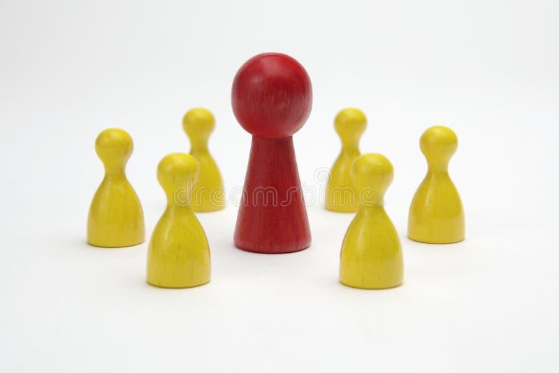 Partes do jogo de mesa imagens de stock royalty free