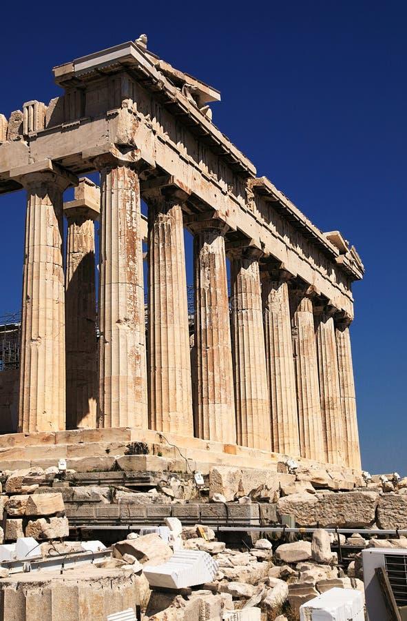 Parthenon immagini stock