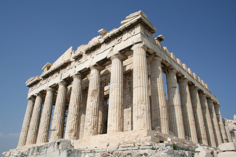 Parthenon foto de stock royalty free