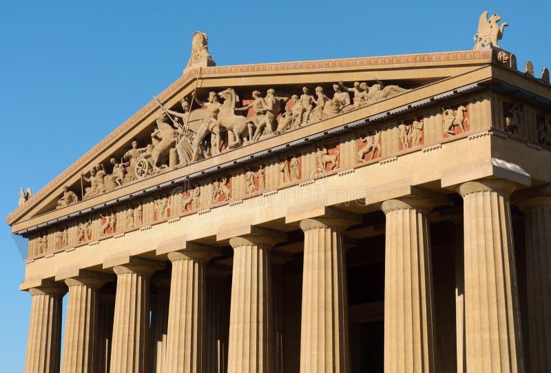 Parthenon photographie stock