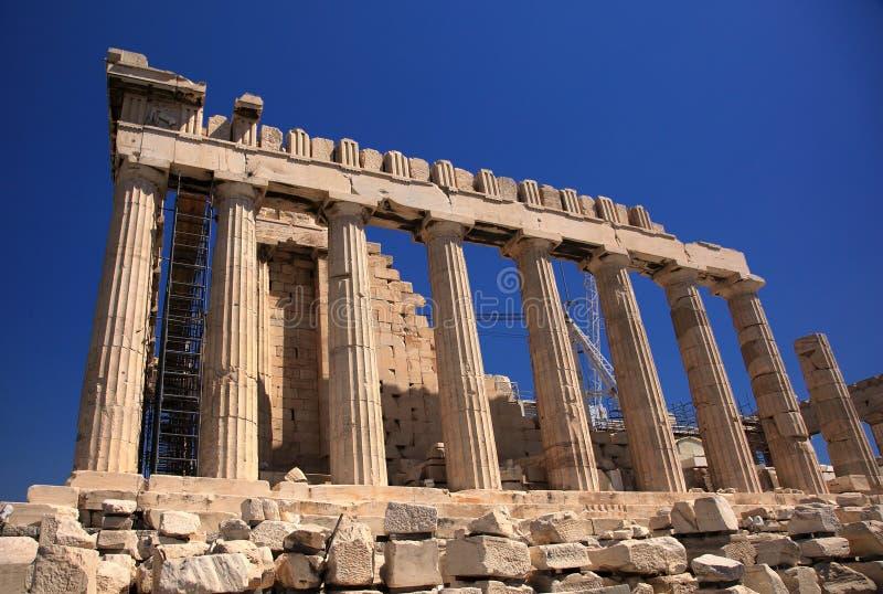 Parthenon zdjęcia stock