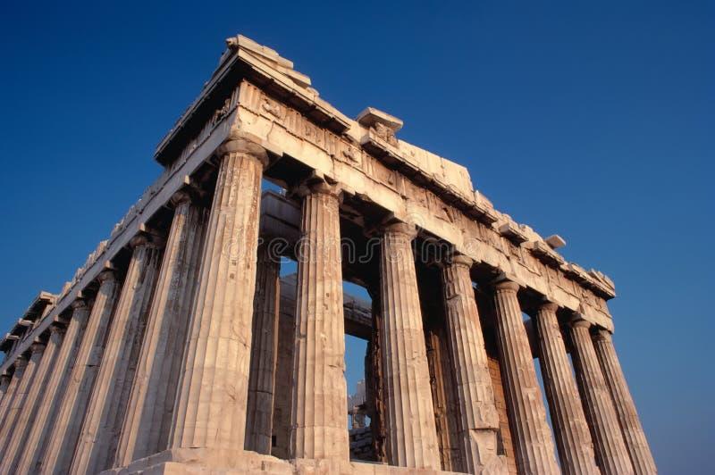 Parthenon royalty-vrije stock afbeelding